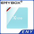 Latest Android 6.0 TV Box Amlogic S905X Quad Core 1G/8G Kodi 16.1 Loaded Add-ons WiFi 4K 1080i/P Smart Media X96 Pro