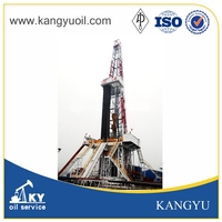 Hot selling!! API standard DC Electric Drilling Rig for oilfield, made in China,ZJ40,ZJ50,ZJ70