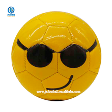 New type PVC machine size 5 4 3 2 1 soccer ball for sell