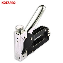 Metal Hand Stapler Gun Professional Manual Staple Gun
