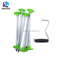 21pcs Tent Camping Accessory Kit