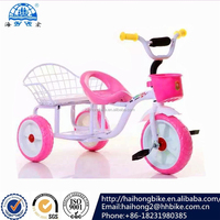 2016 Beautiful Design Baby Tricycle Simple