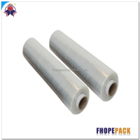 China gold supplier First Grade pe clear heat shrink plastic film