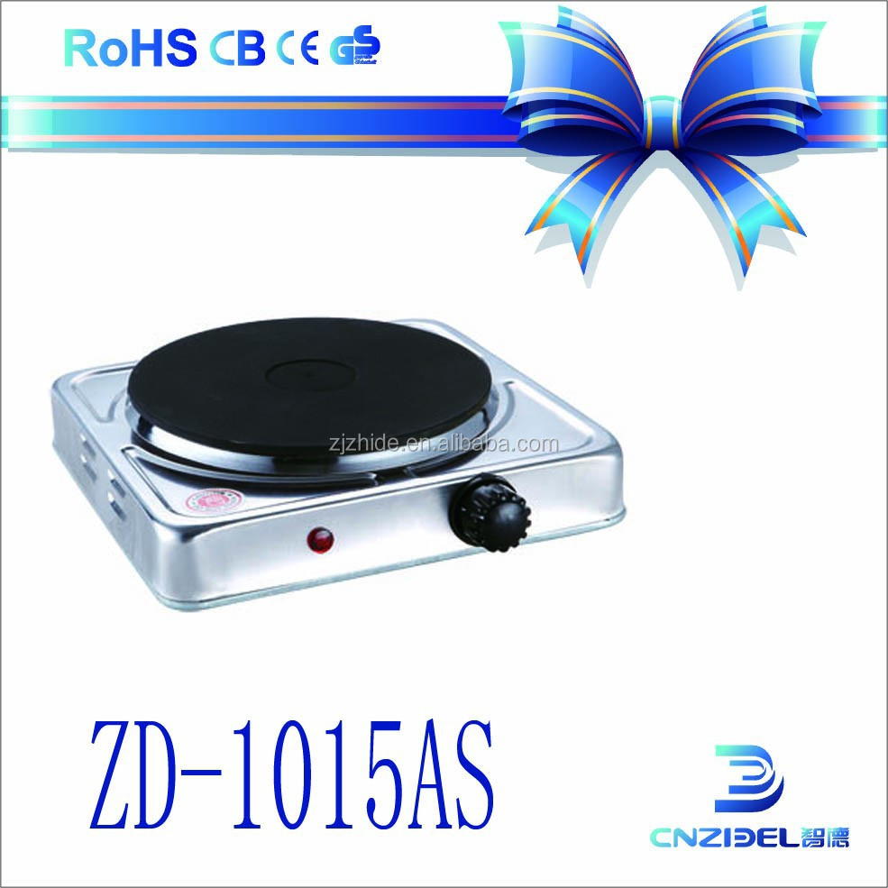 2015 new cooking products 110v electric stove ZD-1015AS