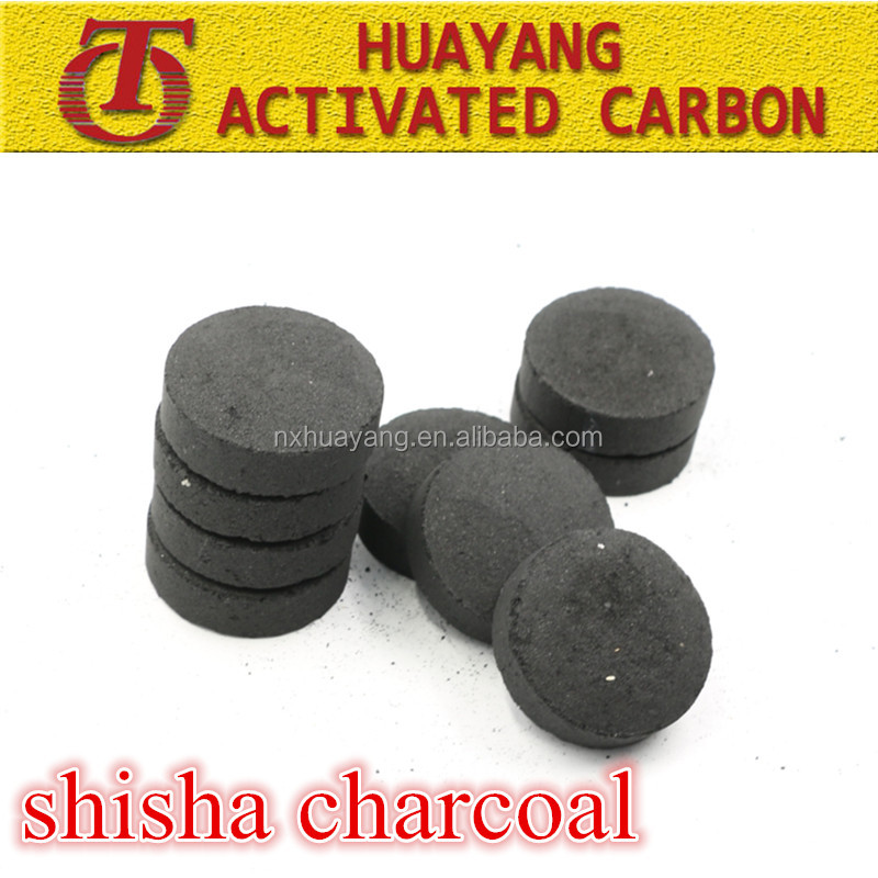 Mill Price Hookah Charcoal Briquette for Shisha/ Hookah/Nargile