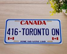 Durable Car decorative Reusable funny licence plates