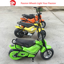 Wholesale China 24V 250w electric pocket bike for children