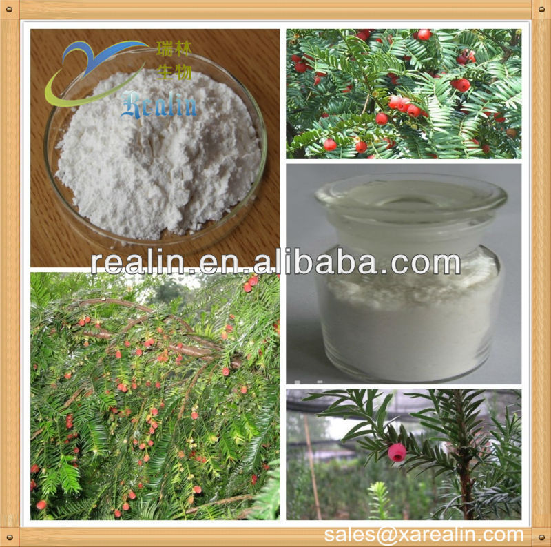 High quality intermediate of paclitaxel taxol/natural paclitaxel
