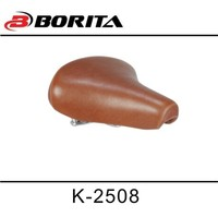 Borita Hot Sell Artificial Leather Electrical bike Saddle