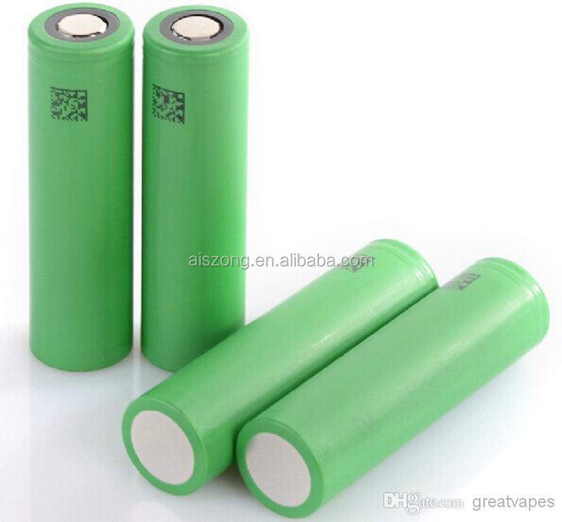2250mAh SUONI US18650V3 3.7V Li-ion Battery Rechargeable Battery