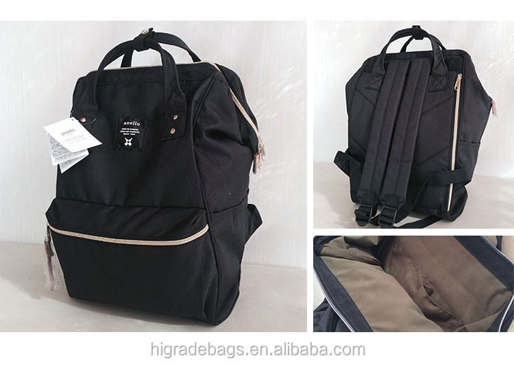 cheap nylon school backpack