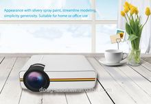 800*480 Native Resolution UC46 Home HD 1080P Wireless WIFI Mobile Smart LED Projector