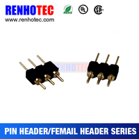3p berg strips type pin header 2mm pitch pin connector