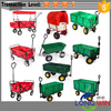 2016 popular folding utility wagon garden cart