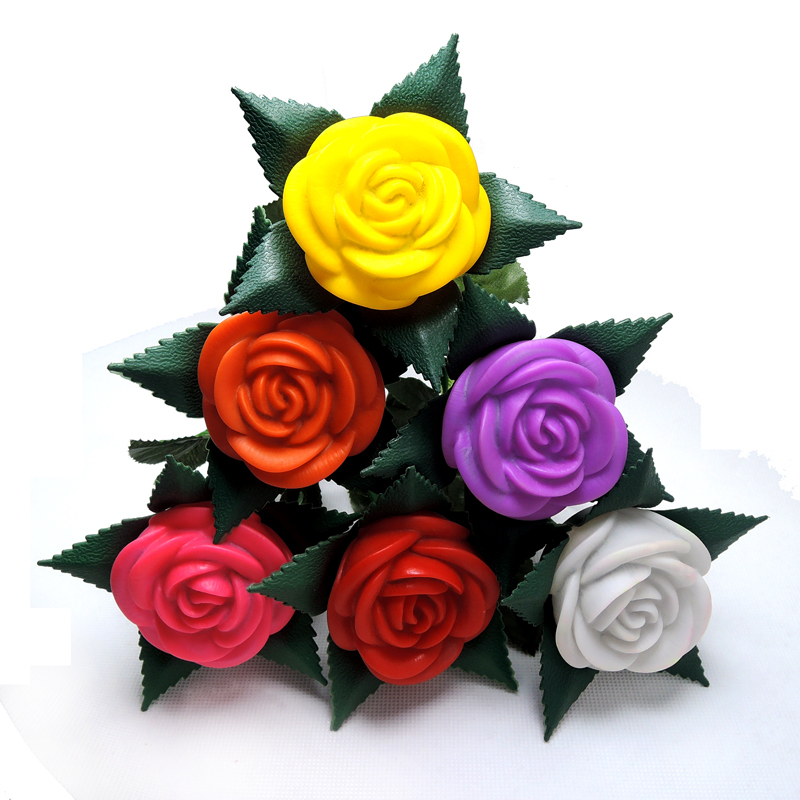 LED Rose Ornament Stands/Christmas Ornament From China Suppliers