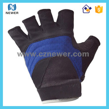 Quality-assured Soft And Warm Neoprene Half Finger Paddling Glove