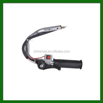 22.5cc IE32F gasoline hedge trimmer spare parts-rear handle