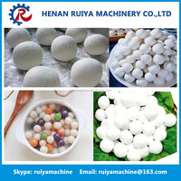 No stuffing small Tangyuan machine /rice ball making machine /Chinese tangyuan forming machine