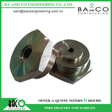 Hot selling stainless steel mass production cnc machining parts