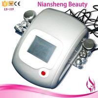 lymphatic drainage ultrasonic cavitation slim machine