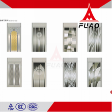 FUAO with CE certificate attractive elevator door panel