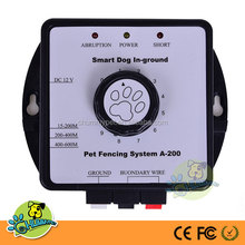 A-200 Smart Electronic wire mesh fencing dog kennel