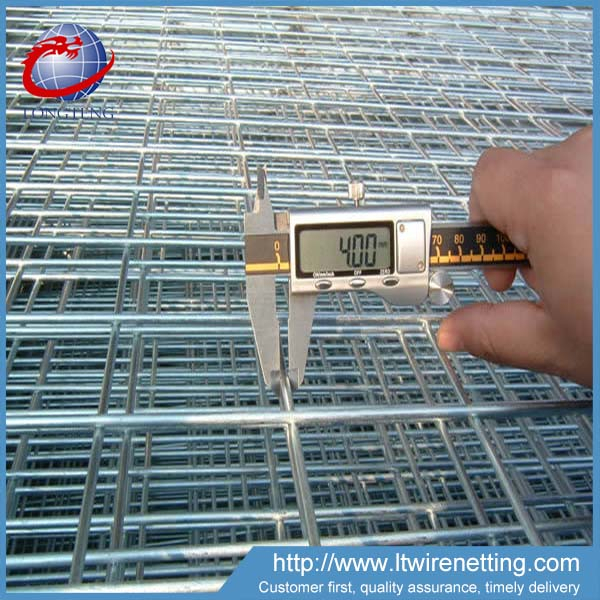 Anping China rebar galvanized welded mesh fence panels of low price