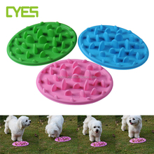 Wholesale Good Quality 3 colors Silicone Pet Mats Dog Bowl Collapsible