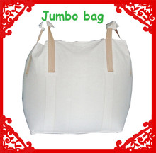 UV treat durable circular 2 loops jumbo bag for sand, cement