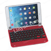 Aluminium Bluetooth Keyboard Case for iPad Mini, for ipad accessories