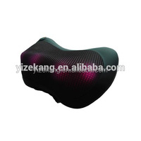 Butterfly shape car neck massage pillow