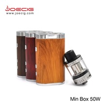 Latest vape mod 50w box mod eletronic cigarrete variable wattage mod e cigarette & dry herb vape pen