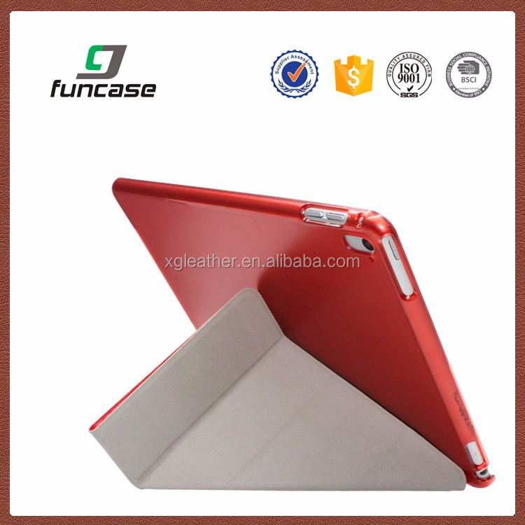 flip cover case for tablet 9.7inch tablet case for iPad 2/3/4