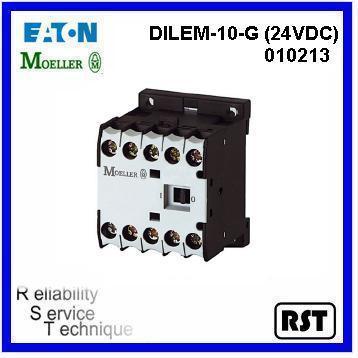 DILEM-10-G 1NO 4KW 690V 24VDC CONTACTOR