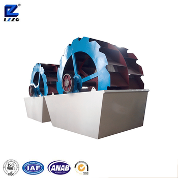 Quartz and sand washing machine from China plant with best price