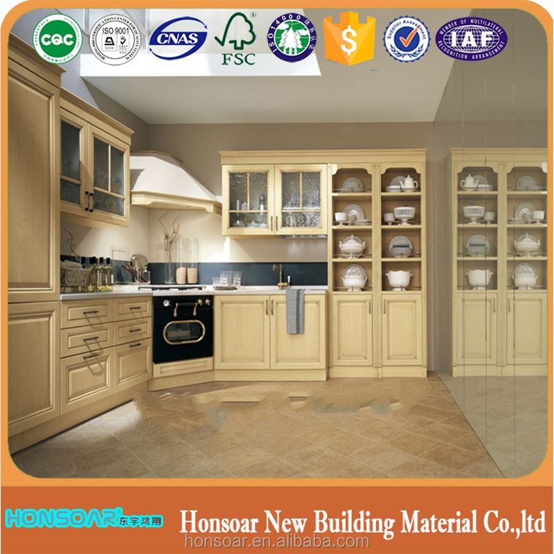 Low Price kitchen plywood kitche cabinet