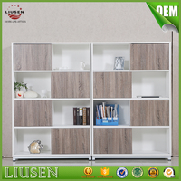 Wholesale cheap office furniture office used wooden decorative filing cabinets