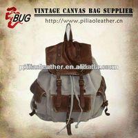 2012 Brand New Unisex Men Women Girls Canvas Backpack School Bag Satchel Travel Tote