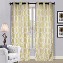 Wholesale Latest Design Fashion Jacquard Window Curtains