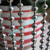 10mm round ball silver decorative beaded curtain