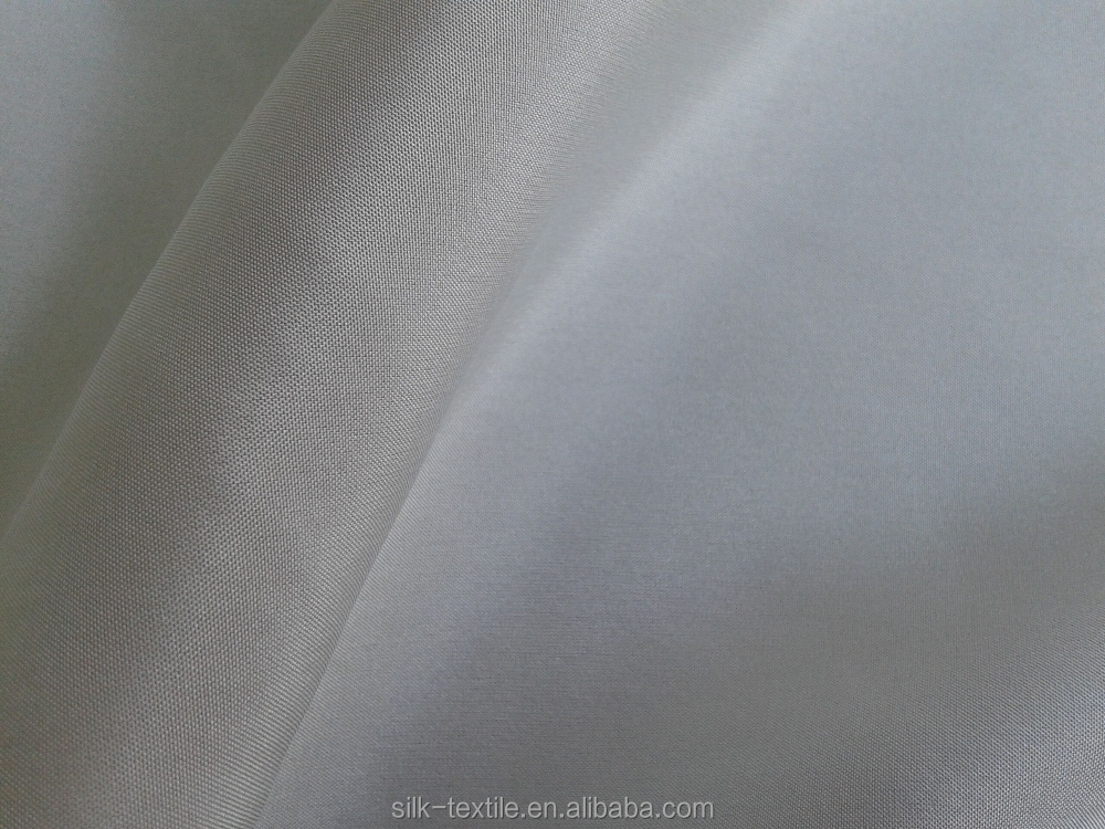 100% Silk pongee Habotai natural white Fabric ready for dyeing,painting