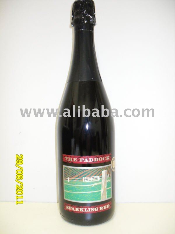 The Paddock 2010 Medium Dry 13% Sparkling Red Wine