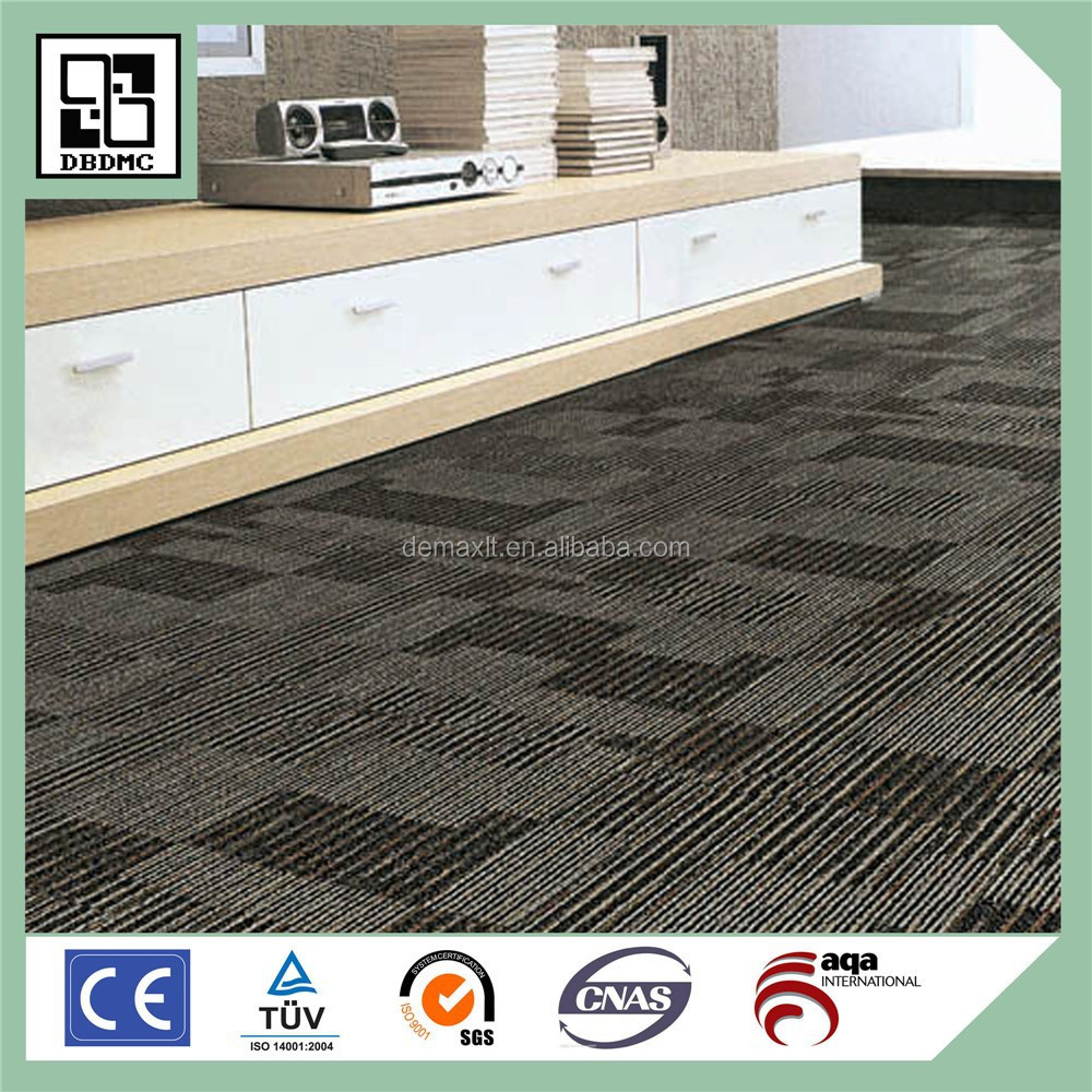 Factory Directly Provide New Style Waterproof And Fireproof hardwood floor tile