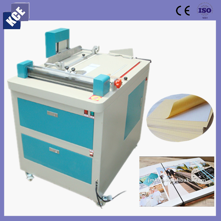 Popular handmade paper photo album maker paper processing machinery