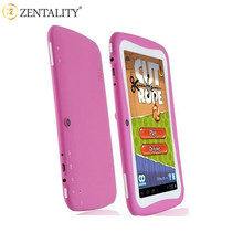 Zentality 7 inch dual camera big battery RK chepset android tablet kids tablet