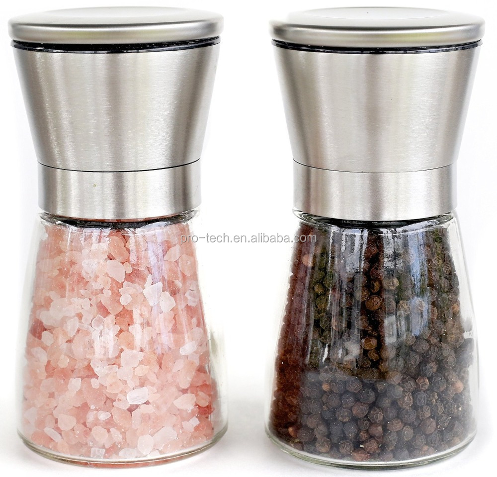 salt and pepper grinder & very stylish New cooking tools make great Christmas gifts