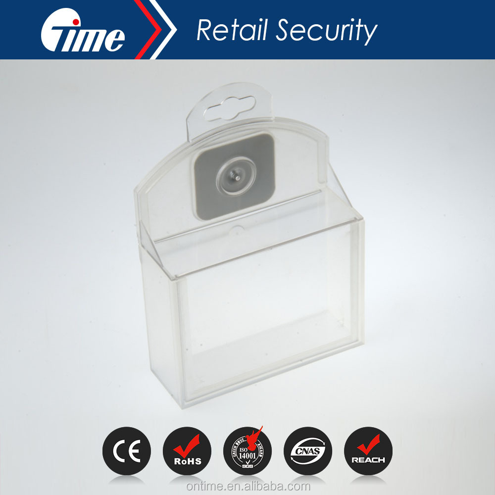 ONTIME SF5009 High quality Supermarket EAS Anti-Theft Compatible Security plastic battery case