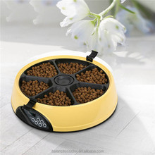 Pet products auto pet feeder dog cat programmable animal bulk food dispenser feeder timer