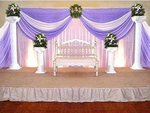 Pipe and drape systems -- Portable photo booth sales