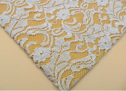 cord guipure lace fabric